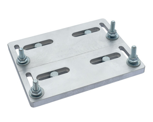 Fully Adjustable Motor Plate, Small Block