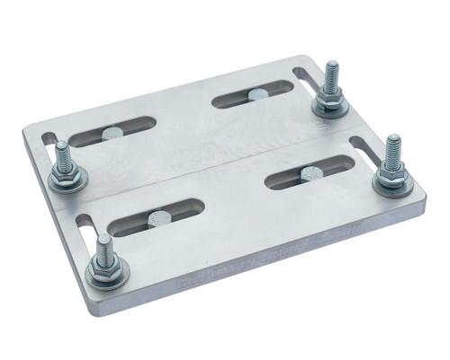 Fully Adjustable Motor Plate, Small Block