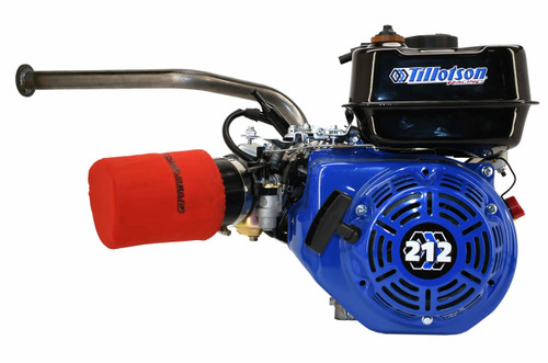 212cc Tillotson Racing Engine, Stage 1