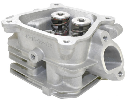 Stage 4 Racing Head for Small Blocks (Predator 212, 6.5hp Clones, GX200)