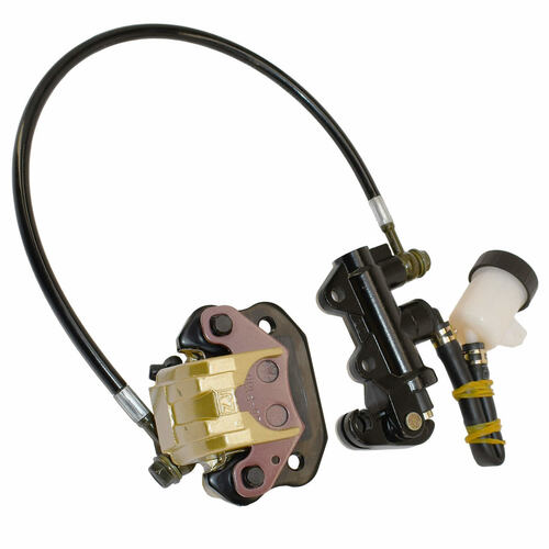 Mini + Hydraulic Brake Kit