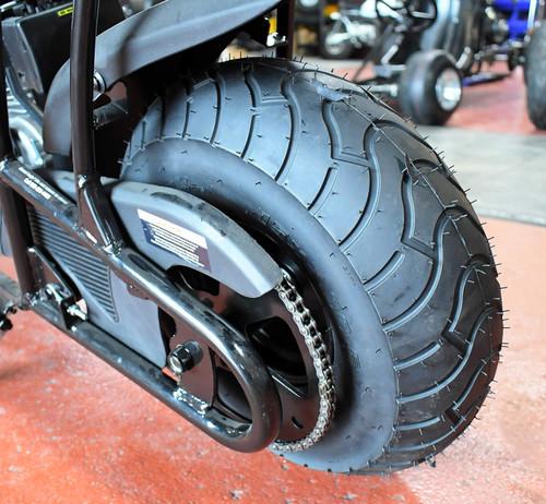 15 x 5-6 Ultimate Mini Bike Street Tire