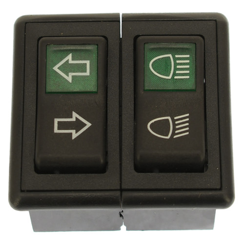 Head Lights & Turn Signal Combination Switch