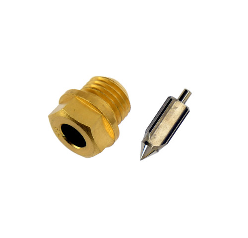 Needle and Seat for Mikuni VM22-133 (for use with fuel pump)