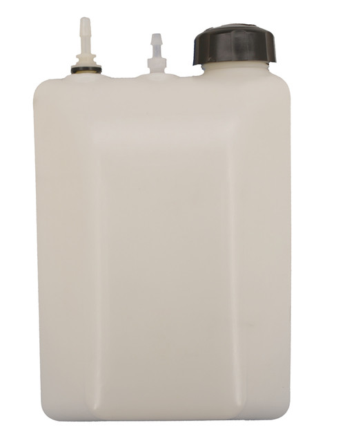 3qt Plastic Fuel Tank, Single Mount