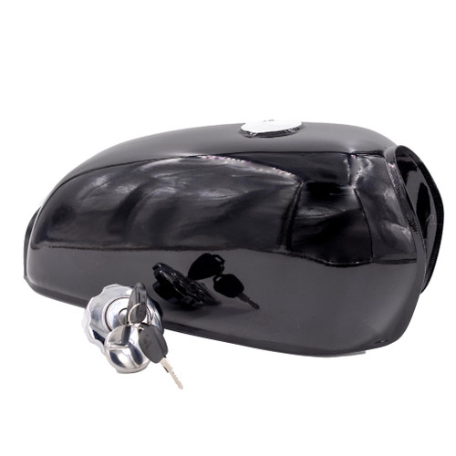 Gas Tank, Generic Motorcycle Style