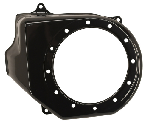 Blower Housing, Black, 196/212/225