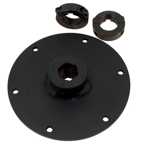 Sprocket Hub for Hex Axles