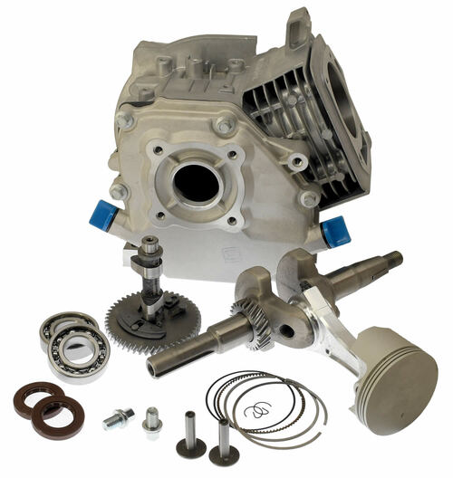 225cc/228cc Short Block Kit, U-Build-It