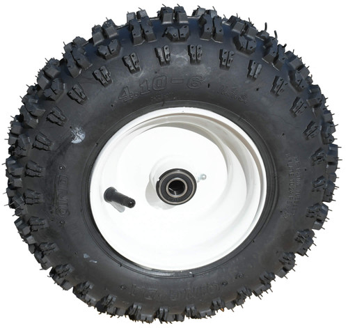 410-6 Cleat Tire Assembly/6'' Narrow