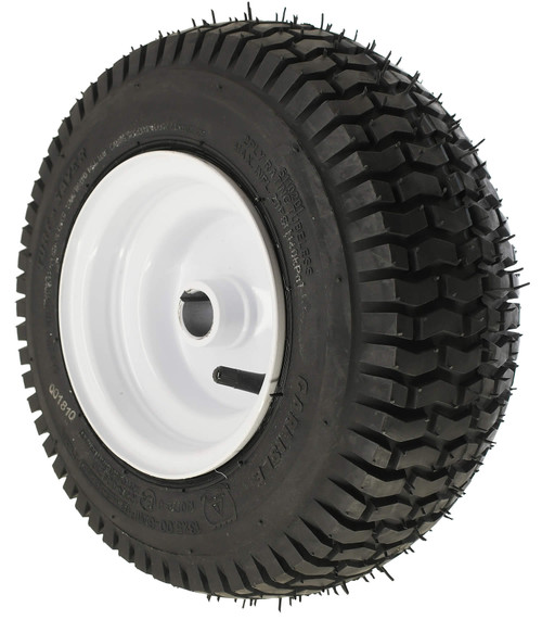 13 x 5.00-6 Turf Tire Live Axle Wheel Assembly