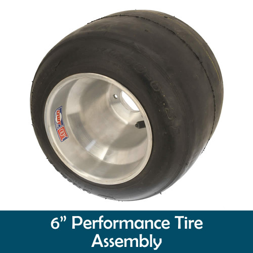 """Build Your Own 6"""" Performance Tire Assembly"""