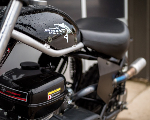MB200 Super Pipe Exhaust System