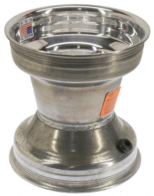 """6"""" X 6.5"""" Silver Douglas Wheel (DWT)"""