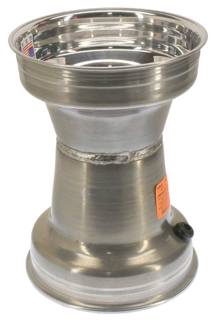 """6"""" X 8.5"""" Silver Douglas Wheel (DWT)"""