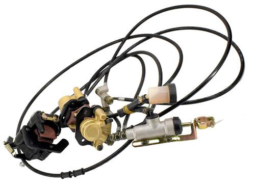150-4 Blazer Brake Kit