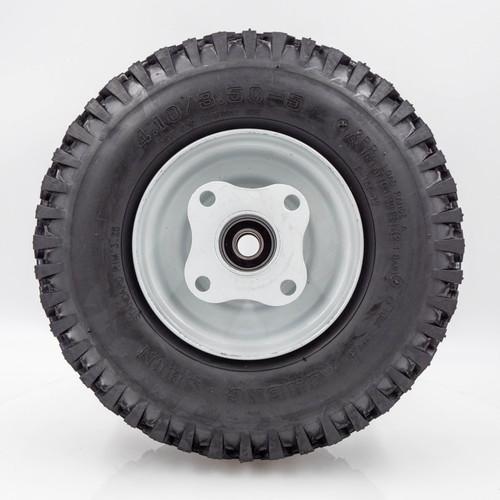 "5"" Drive Wheel Assembly, 4.10 Stud"