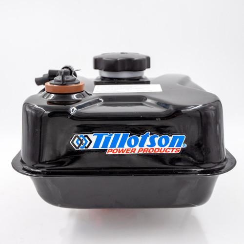 Tillotson Gas Tank, Take-Offs