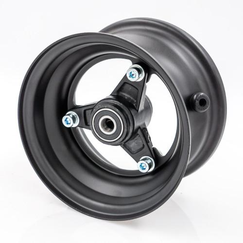 "Mega Moto Mag 6"" Front Wheel Assembly"