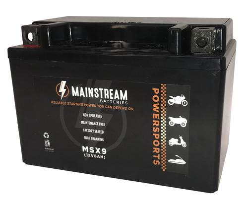 GTX9-BX (YTX9-BS) Go Kart Battery  Sealed