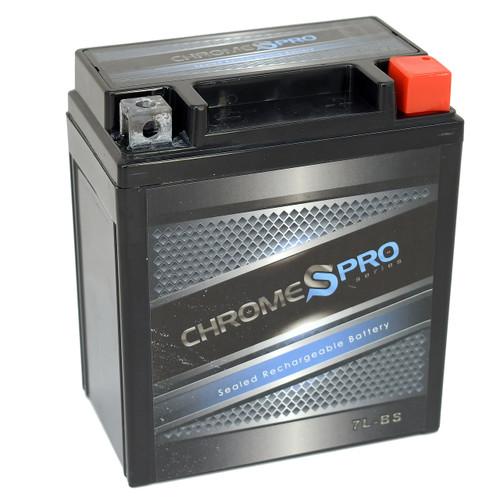 MS7E-4 / YB9L-B go-kart battery