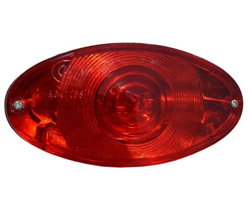 Brake / Tail Light 150cc, Oval