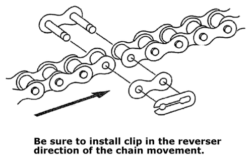 #50 Chain Master Link