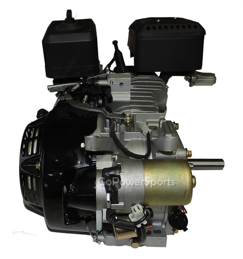 6.5hp Mid XRX Electric Start Engine With Optional Fuel Tank