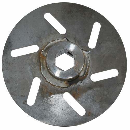 "6"" Hexagon Discs Brake"