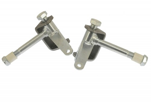 Spindle and Bracket Set - Both Sides