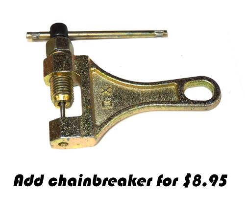 #40 Chain, choose length