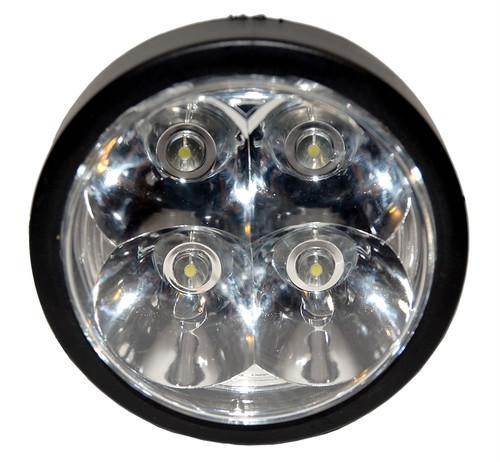 Mid LED Headlight with Bracket