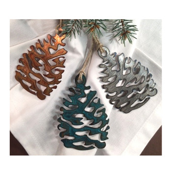 Gowan Pinecone Ornament