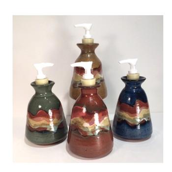 Lake Soap / Lotion Bottle