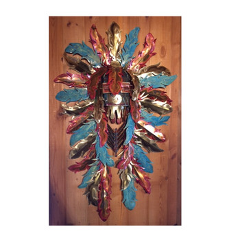 Gowan Lost Warrior Headdress
