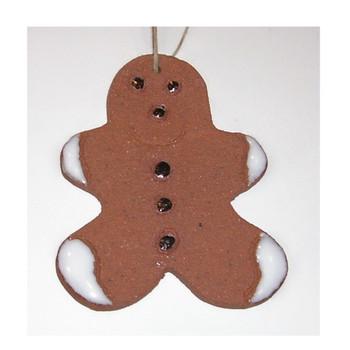 Suzy Gingerbread Ornament