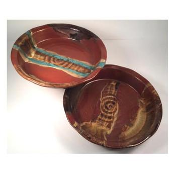 Davy Pie Plate