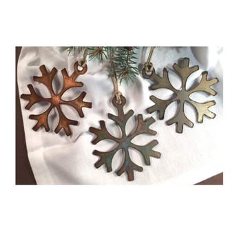 Gowan Snowflake 1 Ornament
