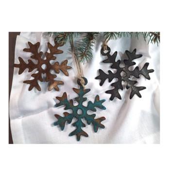 Gowan Snowflake 2 Ornament