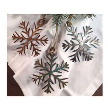 Gowan Snowflake 3 Ornament
