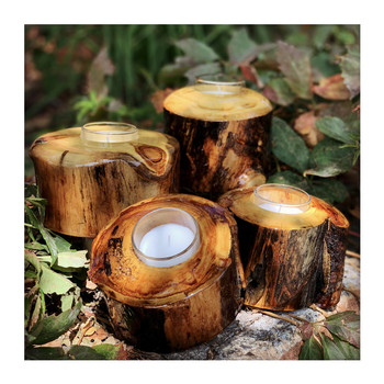 Aspen Candle Holders