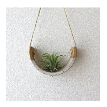 White Air Plant Cradle