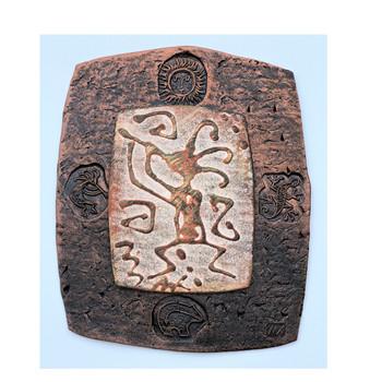 Kokopelli Clay Art
