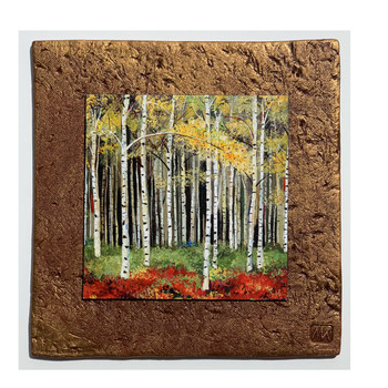 Aspen Forest Clay Art