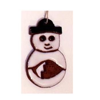 Suzy Snowman Ornament