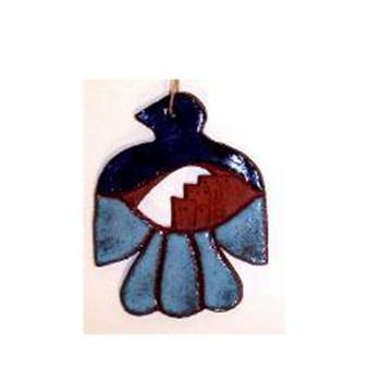 Suzy Thunderbird Ornament