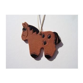 Suzy Horse Ornament
