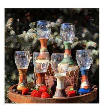 Lake Wine Goblet