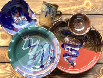 Larrabee Pottery
