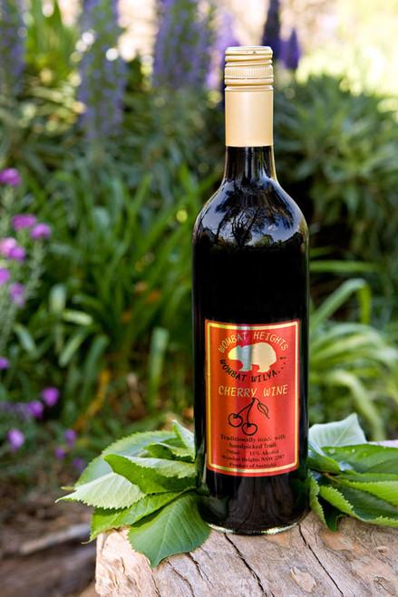 Cherry Wine / Port